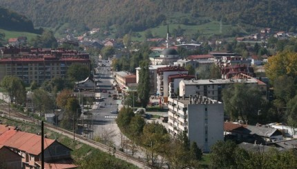 Hadžići panorama