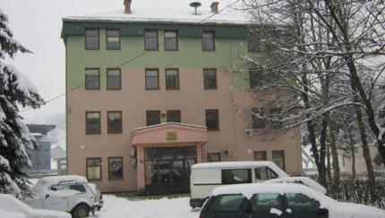 Zgrada Općine Hadžići